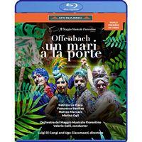 Offenbach - Un Mari à la Porte - Blu-Ray