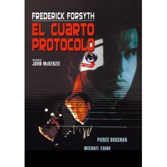 El cuarto protocolo - DVD