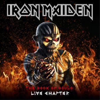 The Book of Souls Live Chapter (2 CDs + Libro)