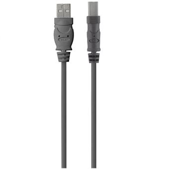 Cable Belkin USB 2.0 a USB B Negro 1,8m