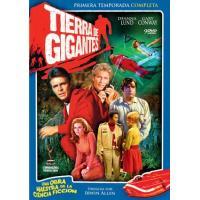 Tierra de gigantes  Temporada 1 - DVD