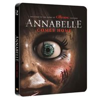 Annabelle vuelve a casa - Steelbook Blu-Ray