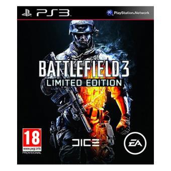BATTLEFIELD 3 Edición Limitada PS3