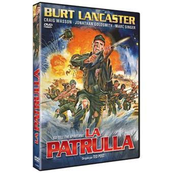 La patrulla - DVD