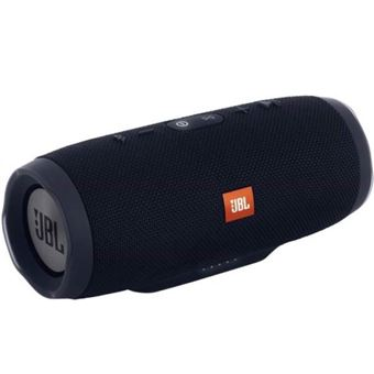 Altavoz Bluetooth JBL Charge 3 Negro