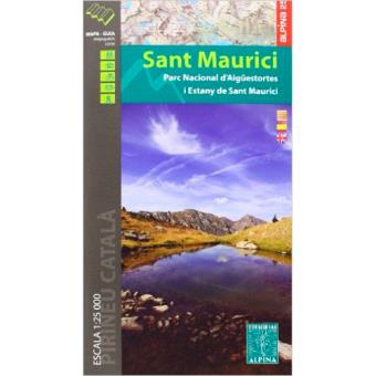 Sant Maurici. Parc Nacional d'Aigüestortes i Estany de Sant Maurici
