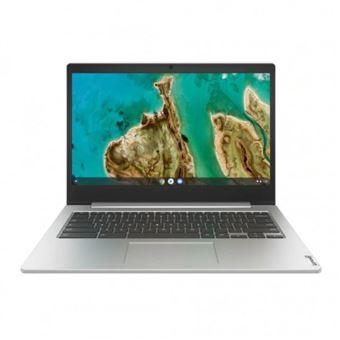 Portátil Lenovo Chromebook IdeaPad 3 CB 14IGL05 14'' Plata