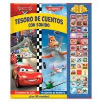 Tesoro de cuentos con sonidos - Cars y Aviones