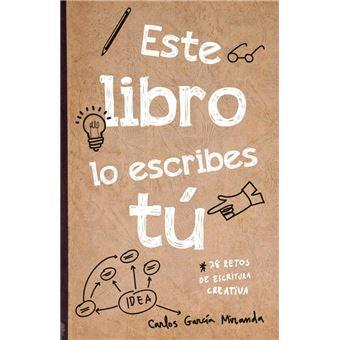 Este libro lo escribes tu