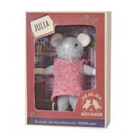La casa de los ratones: Peluche Julia - 13 cm