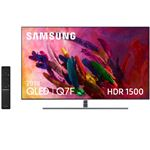 "TV QLED 55"" Samsung QE55Q7FN 2018 4K UHD Smart TV"