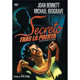 Secreto tras la puerta - DVD