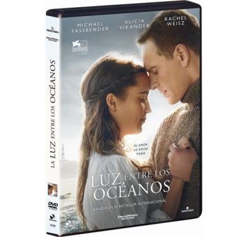 La luz entre los océanos - DVD