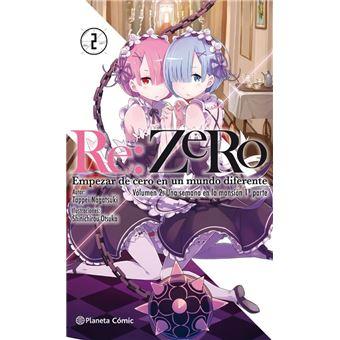 Re:Zero nº 02 (novela)