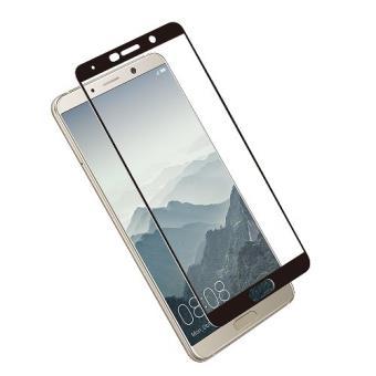 Protector de pantalla de vidrio templado Muvit Negro transparente para Huawei Mate 10