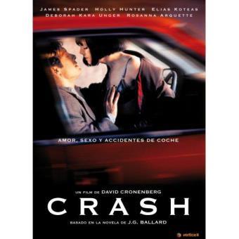 Crash (1996) - DVD