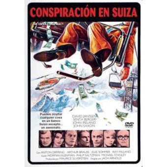 Conspiración en Suiza - DVD