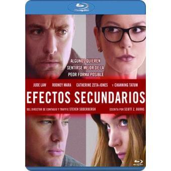 Efectos secundarios - Blu-Ray