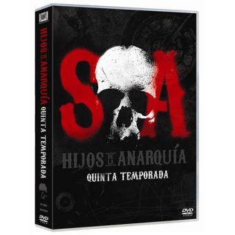 Hijos de la AnarquíaHijos de la anarquía - Temporada 5 - DVD