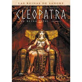 Cleopatra: La reina fatal - Integral 1