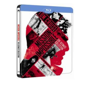 Pack Misión imposible: 1 - 5 - Steelbook Blu-Ray