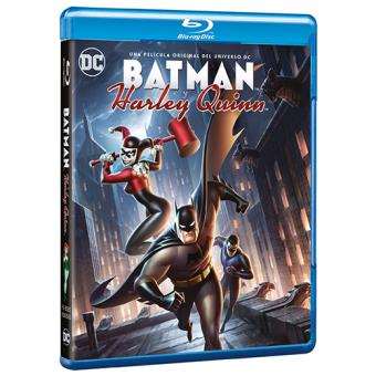 Batman y Harley Quinn - Blu-Ray