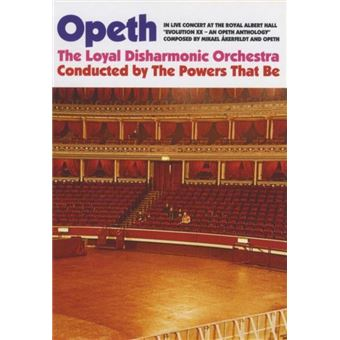 In Live Concert At The Royal Albert Hall - DVD