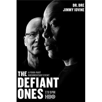 The Defiant Ones  Miniserie - DVD