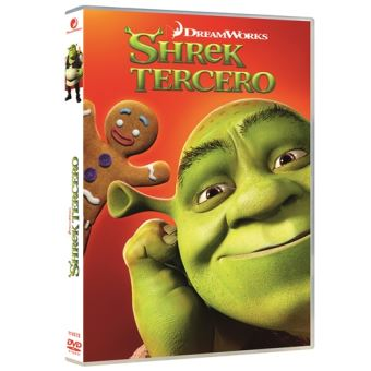 Shrek 3 - DVD