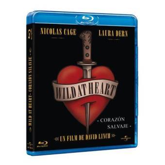 Corazón salvaje - Blu-Ray