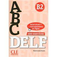 ABC DELF - Niveau B2 - Livre + CD
