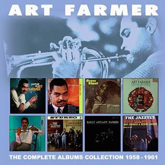 The Complete Albums Collection 1958-1961 - 4 CD