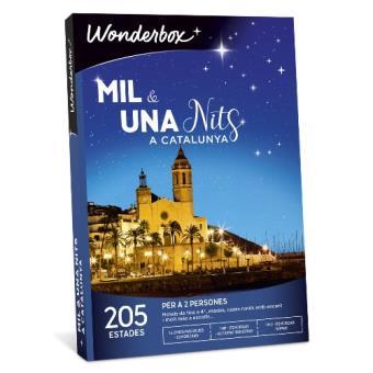 Wonderbox  2018 Mil & una nits a Catalunya