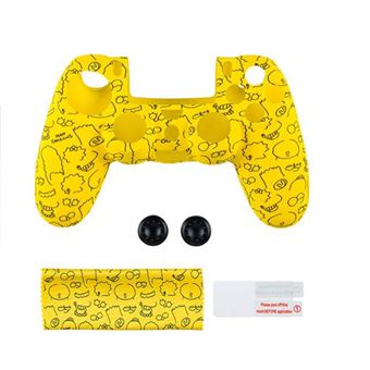 Kit Silicona 5 en 1 Indeca The Simpsons Minimal PS4