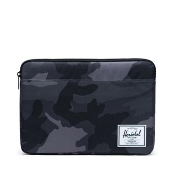 Funda Herschel Anchor Camuflaje Negro para MacBook 13,3''