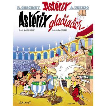 Astérix Nº 4 - Astérix gladiador