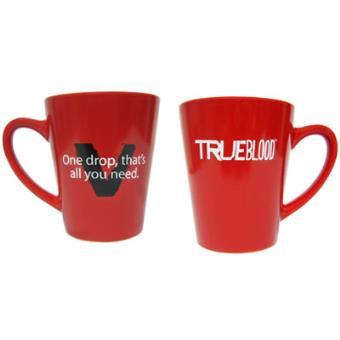 True Blood: Taza cerámica One Drop - Exclusiva Fnac