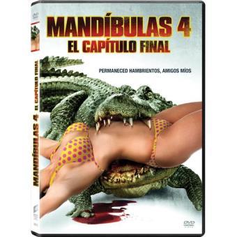 Mandibulas 4: El capítulo final - DVD