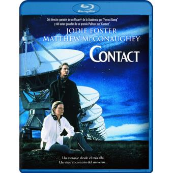 Contact - Blu-Ray
