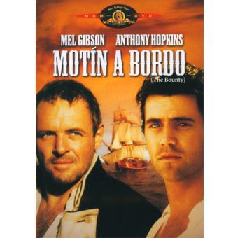 Motín a bordo - DVD