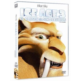 Ice Age 3: El origen de los dinosaurios - DVD