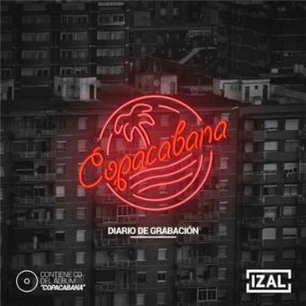 Copacabana (Ed. limitada Disco libro) - Disco Firmado