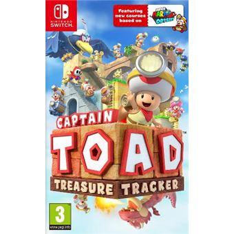 Captain Toad Treasure Tracker Nintendo Switch Para Los Mejores