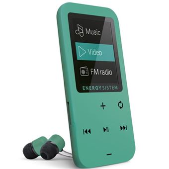 MP4 Energy Sistem Touch 8GB Menta
