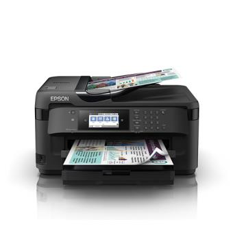 Impresora Epson Workforce WF-7710DWF Negro
