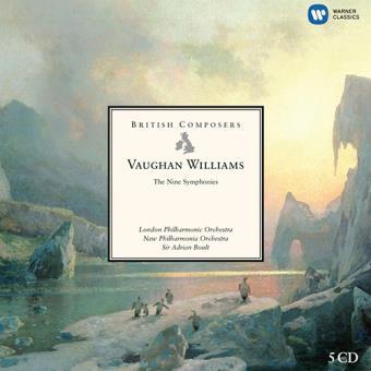 Vaughan William: Complete Symphonies