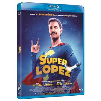 Superlópez - Blu-Ray