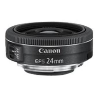 Objetivo Canon EF-S 24mm f2.8 STM Pancake