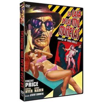 La casa de las mil muñecas - DVD