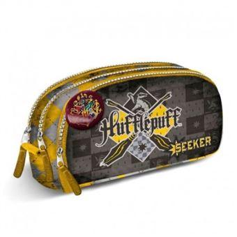 Estuche portatodo Harry Potter Quidditch Hufflepuff